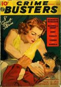 Crime Busters (1937-1939 Street & Smith) Pulp Vol. 2 #4