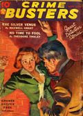 Crime Busters (1937-1939 Street & Smith) Pulp Vol. 2 #5
