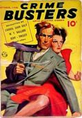 Crime Busters (1937-1939 Street & Smith) Pulp Vol. 2 #6