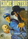 Crime Busters (1937-1939 Street & Smith) Pulp Vol. 4 #6