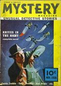Street and Smith's Mystery Magazine (1939-1943 Street & Smith) Pulp Vol. 5 #1