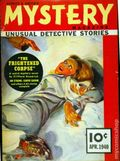 Street and Smith's Mystery Magazine (1939-1943 Street & Smith) Pulp Vol. 5 #6