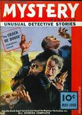 Street and Smith's Mystery Magazine (1939-1943 Street & Smith) Pulp Vol. 6 #1