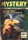 Street and Smith's Mystery Magazine (1939-1943 Street & Smith) Pulp Vol. 6 #2
