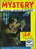 Street and Smith's Mystery Magazine (1939-1943 Street & Smith) Pulp Vol. 6 #3