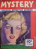 Street and Smith's Mystery Magazine (1939-1943 Street & Smith) Pulp Vol. 6 #4