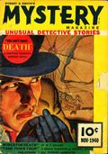 Street and Smith's Mystery Magazine (1939-1943 Street & Smith) Pulp Vol. 6 #5