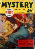Street and Smith's Mystery Magazine (1939-1943 Street & Smith) Pulp Vol. 7 #1