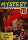 Street and Smith's Mystery Magazine (1939-1943 Street & Smith) Pulp Vol. 7 #3