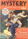 Street and Smith's Mystery Magazine (1939-1943 Street & Smith) Pulp Vol. 7 #4