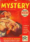 Street and Smith's Mystery Magazine (1939-1943 Street & Smith) Pulp Vol. 7 #6