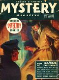 Street and Smith's Mystery Magazine (1939-1943 Street & Smith) Pulp Vol. 8 #4