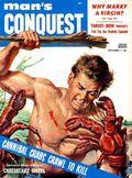 Man's Conquest (1955-1972 Hanro Corp.) Vol. 2 #4