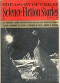 Treasury of Great Science Fiction Stories (1964-1965 Popular Library) Pulp 1