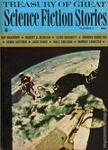 Treasury of Great Science Fiction Stories (1964-1965 Popular Library) Pulp 2