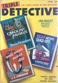 Triple Detective (1947-1955 Standard) Pulp Vol. 1 #1