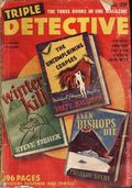 Triple Detective (1947-1955 Standard) Pulp Vol. 1 #2