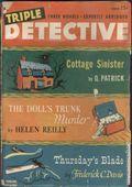 Triple Detective (1947-1955 Standard) Pulp Vol. 2 #1