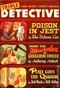 Triple Detective (1947-1955 Standard) Pulp Vol. 3 #1
