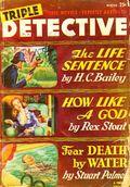 Triple Detective (1947-1955 Standard) Pulp Vol. 3 #2