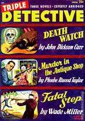 Triple Detective (1947-1955 Standard) Pulp Vol. 3 #3
