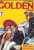 Golden Mag. (1926-1927 George Newnes) UK Pulp Vol. 1 #4