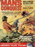 Man's Conquest (1955-1972 Hanro Corp.) Vol. 8 #1
