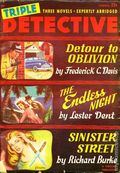 Triple Detective (1947-1955 Standard) Pulp Vol. 4 #1