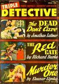 Triple Detective (1947-1955 Standard) Pulp Vol. 5 #1