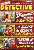 Triple Detective (1947-1955 Standard) Pulp Vol. 5 #2