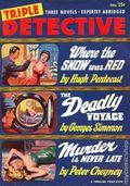 Triple Detective (1947-1955 Standard) Pulp Vol. 5 #3