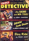 Triple Detective (1947-1955 Standard) Pulp Vol. 6 #1