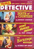 Triple Detective (1947-1955 Standard) Pulp Vol. 6 #2