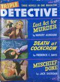 Triple Detective (1947-1955 Standard) Pulp Vol. 6 #3