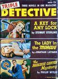 Triple Detective (1947-1955 Standard) Pulp Vol. 7 #2