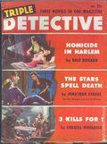 Triple Detective (1947-1955 Standard) Pulp Vol. 8 #2