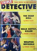 Triple Detective (1947-1955 Standard) Pulp Vol. 8 #3
