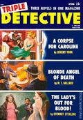 Triple Detective (1947-1955 Standard) Pulp Vol. 9 #1