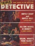 Triple Detective (1947-1955 Standard) Pulp Vol. 9 #2