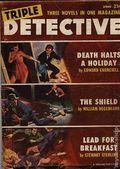 Triple Detective (1947-1955 Standard) Pulp Vol. 10 #2
