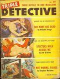 Triple Detective (1947-1955 Standard) Pulp Vol. 11 #1