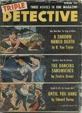 Triple Detective (1947-1955 Standard) Pulp Vol. 11 #3