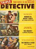 Triple Detective (1947-1955 Standard) Pulp Vol. 12 #1