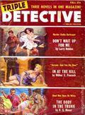 Triple Detective (1947-1955 Standard) Pulp Vol. 12 #2