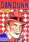 Dan Dunn Detective Magazine (1936 C.J.H. Publications) Pulp Vol. 1 #1