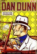 Dan Dunn Detective Magazine (1936 C.J.H. Publications) Pulp Vol. 1 #2