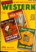 Triple Western (1947-1958 Standard) Pulp Vol. 1 #2