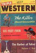 Triple Western (1947-1958 Standard) Pulp Vol. 2 #1
