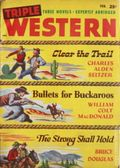 Triple Western (1947-1958 Standard) Pulp Vol. 2 #2