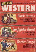 Triple Western (1947-1958 Standard) Pulp Vol. 3 #1